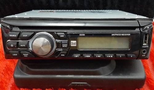 Equipo de sonido para carro marca dual