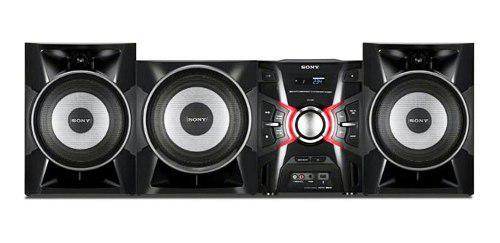 Equipo sonido sony mhc-ex990 usb control remoto