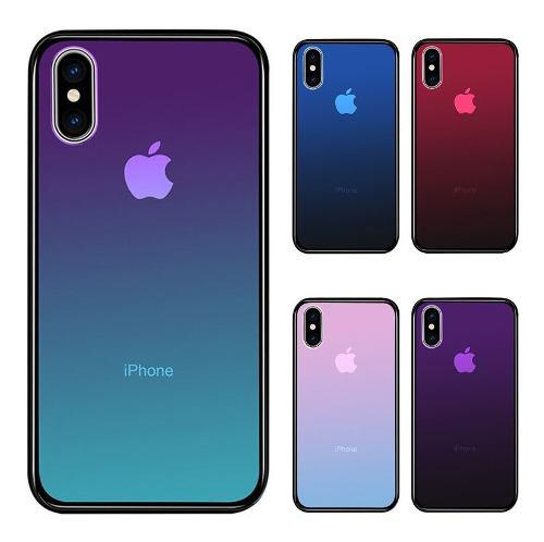 Forro iphone 7 8 plus x xr xs max degradecase
