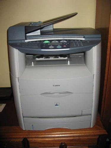 Full operativa fotocopiadora impresora canon mf 8180c