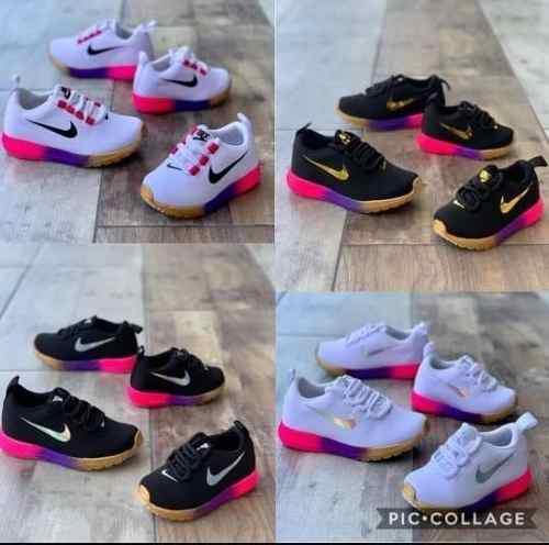 Zapatos deportivos niños 2019