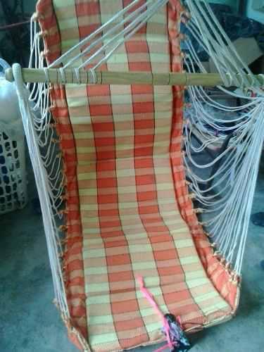 Chinchorro (silla colgante tejida)