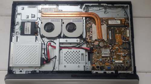 Computadora all in one siragon l-300 para reparar repuestos