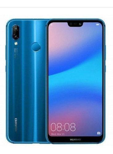 Huawei p20 lite dual sim 64gb azul (4gb ram) liberado