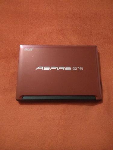 Mini laptop acer aspire one d-255e para reparar o repuesto