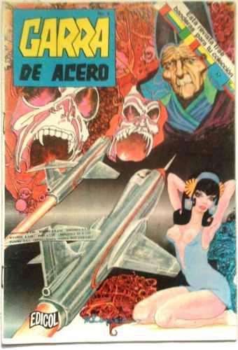 Oferta Comic Suplemento Garra De Acero N° 8 Edicol