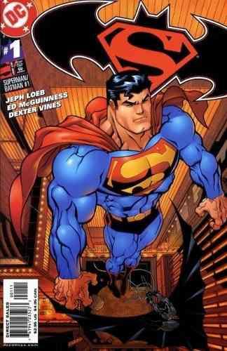 Superman/batman Vol 1 -cómics Digital- Español