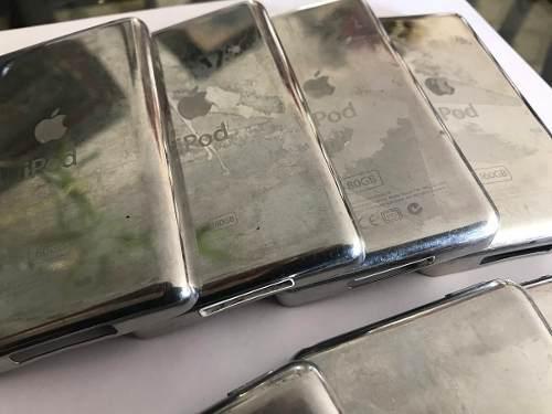 Tapas carcasa usadas ipod classic 5 6 7 generacion buenas!