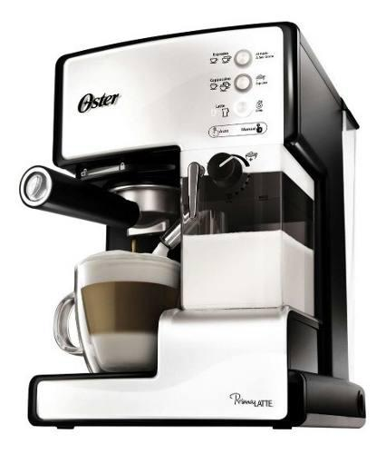 Cafetera electrica oster latte