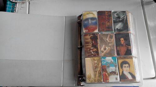 Coleccion tarjetas telefonicas cantv