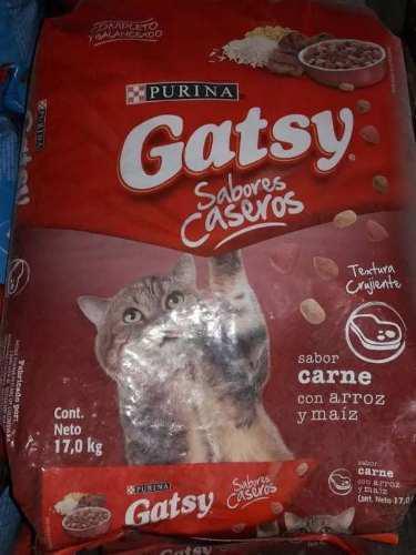 Gatsy 17 kilos (entrega a domicilio)