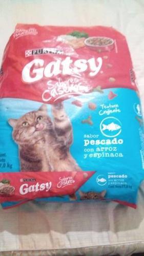 Gatsy gatarina alimentos de calidad para gatos