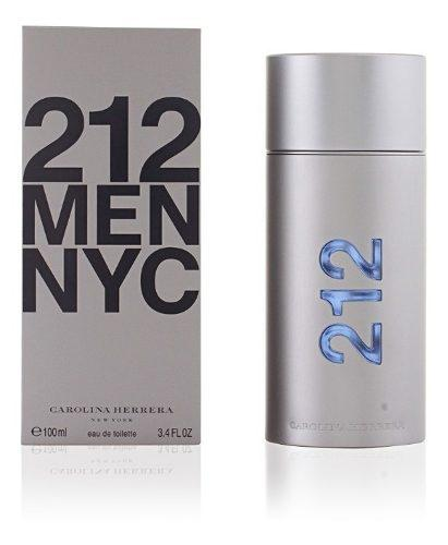 Perfume 212 men carolina herrera 100ml. replica triple a