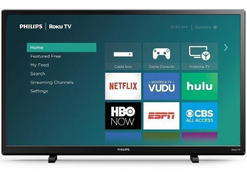 Televisor smart tv philips 32 pulgadas somos tienda +