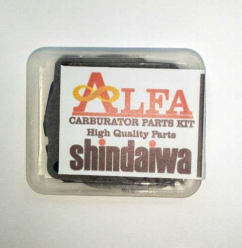 Kit de carburador para desmalezadoras shindaiwa b-45 y b45la