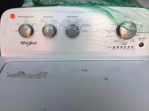 Lavadora automatica whirlpool 16kg