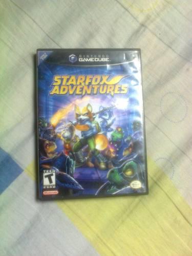 Star fox adventures,gamecube