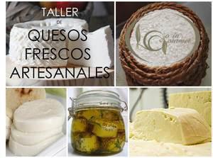 Taller quesos frescos artesanales