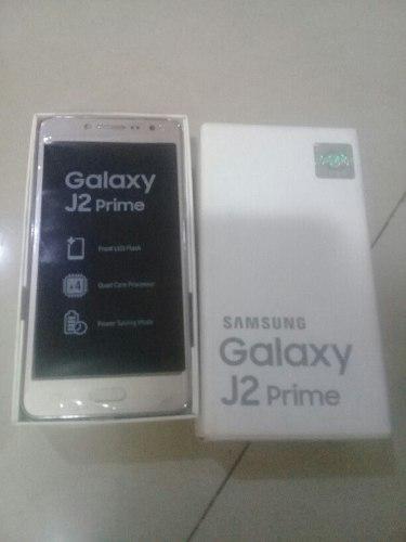 Teléfono samsung j2 prime de 8gb mas 8gb de memoria interna