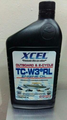 Aceite 2 Tiempos Fuera De Borda Tc W3 Rl Por Caja
