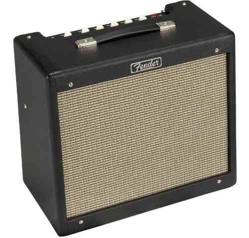 Amplificador fender para guitarra pro junior 15w 2030300