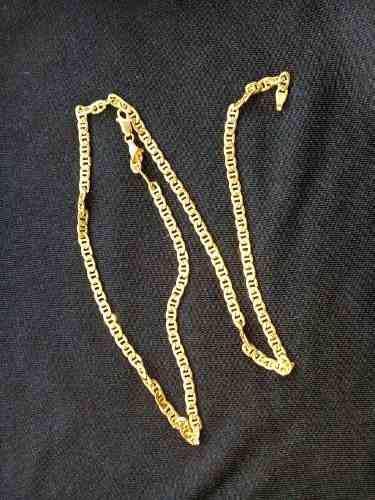 Cadena De Oro Italiano 750(18k) Gucci Leer Descripcion Antes