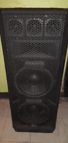 Cornetas asi power pro audio dj-1088 ¡oferta!
