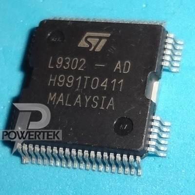 L9302 integrado st ic driver automotriz