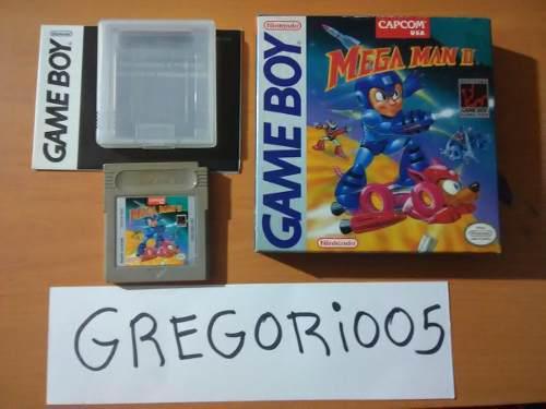 Megaman Ii, Game Boy, Completo Precio V!