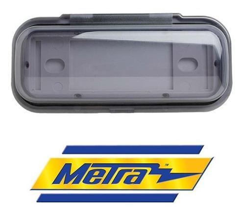 Protector Reproductor Marino Tapa Metra 1 Din 99-9005