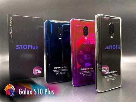 Teléfono Android S10 Nuevo 80$