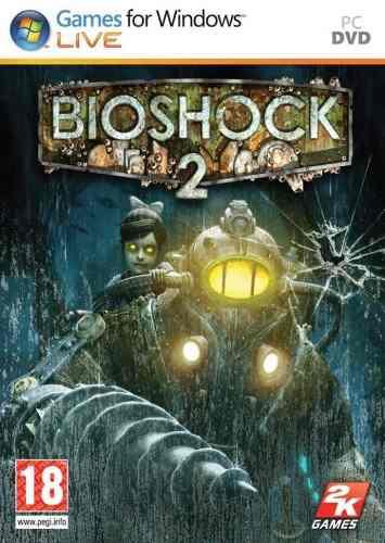 Juego bioshock 2 para pc, nuevo, precio v!
