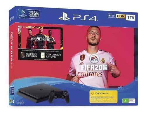 Play station 4 edición fifa 2020 410 v