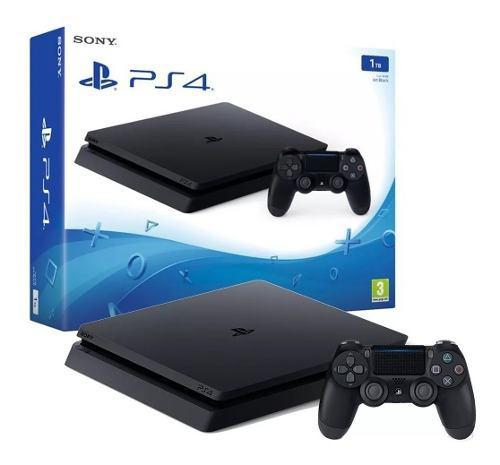 Playstation 4 1tb ps4 slim nuevo oferta diciembre (270verdes