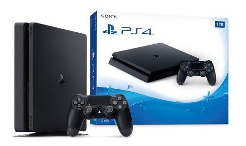 Playstation 4 slim 1tb sellada nueva