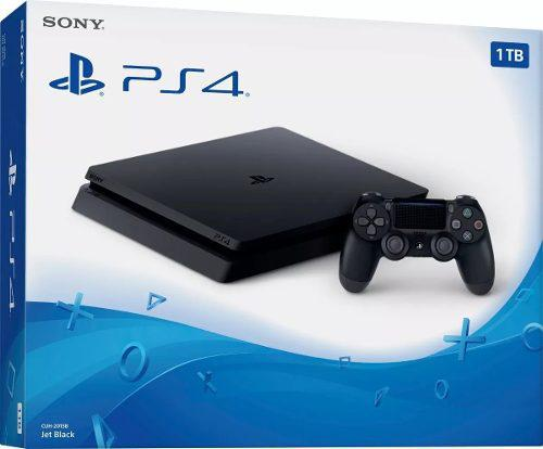 Playstation 4 slim ps4 1tb nuevo sellados