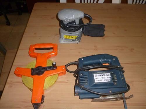 Remato sierra caladora carpinteria en combo