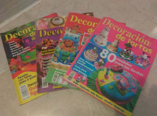 Revistas de reposteria