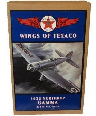 Ala texaco 1932 northrop gamma airplane coin 2 serie