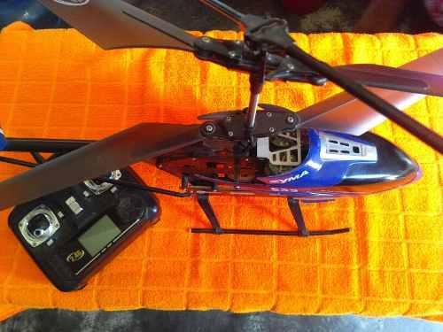 Helicoptero a control remoto modelo zyma s33 (10v)