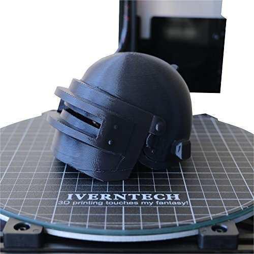 Iverntech impresora 3d construir superficie de vidrio calcom