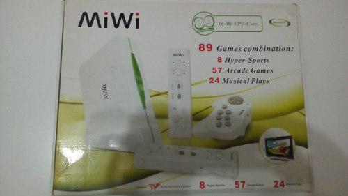 Miwi 89 juegos combinados