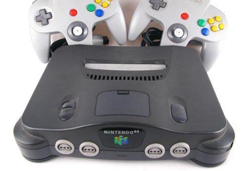 Nintendo 64 bueno