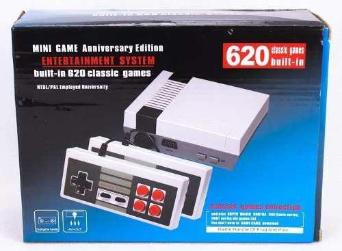 Nintendo clasico retro 620+juegos