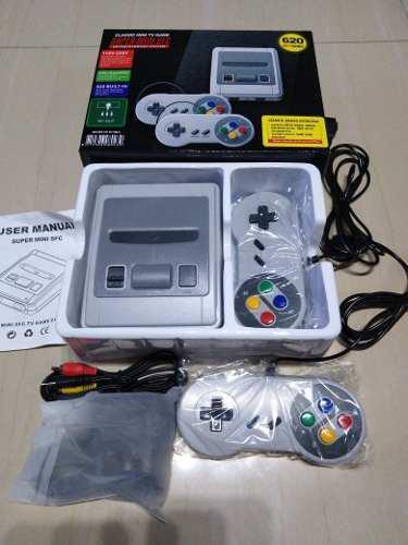 Nintendo clásico 620 juegos edición especial 26dls