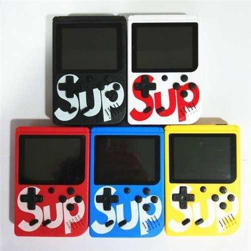 Nintendo sup game box 400 juegos en 1 portatil (20verds)