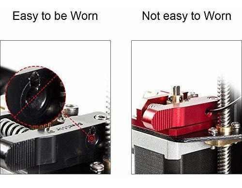 Para extrusor aokin kit impresora 3d mk8 repuesto d1tt