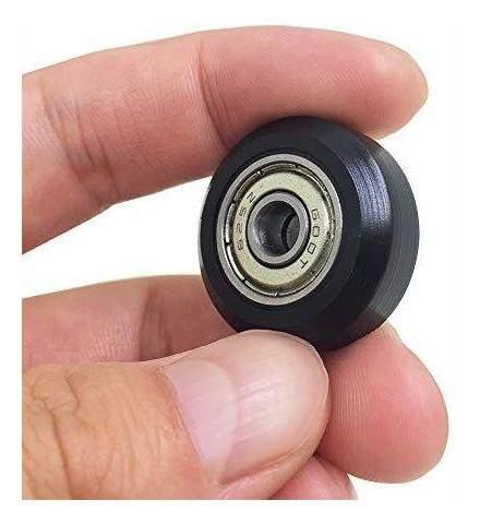 Para impresora afunta 12 pcs grande rueda polea d117