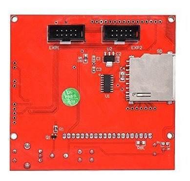 Para impresora kingprint 12864 placa control pantalla uvfp