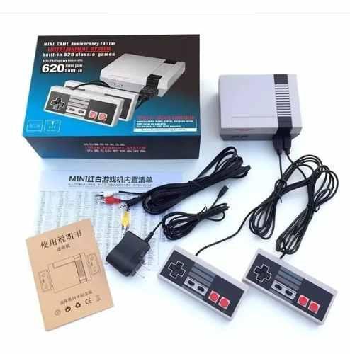Super nintendo retro con juegos incorporados consola(30 ver)